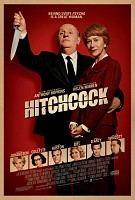 movie poster for Hitchcock