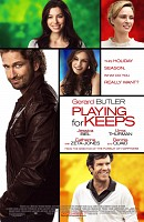 movie poster for Playing for Keeps