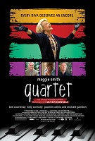 movie poster for Quartet