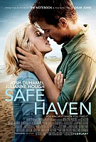 movie poster for Safe Haven