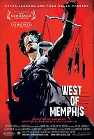 movie poster for West of Memphis