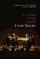 movie poster for A Late Quartet