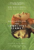 movie poster for The Lonliest Planet