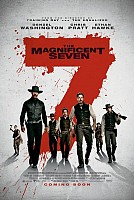 movie poster for The Magnificent Seven