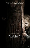 movie poster for Mama