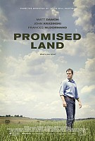 movie poster for Promised Land
