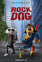 movie poster for Rock Dog