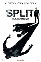movie poster for Split