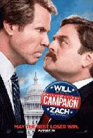 movie poster for The Campaign