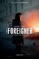 movie poster for The Foreigner