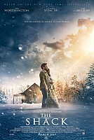 movie poster for The Shack