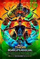 movie poster for Thor: Ragnarok