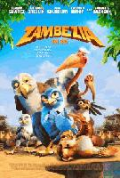 movie poster for Zambezia in 3D